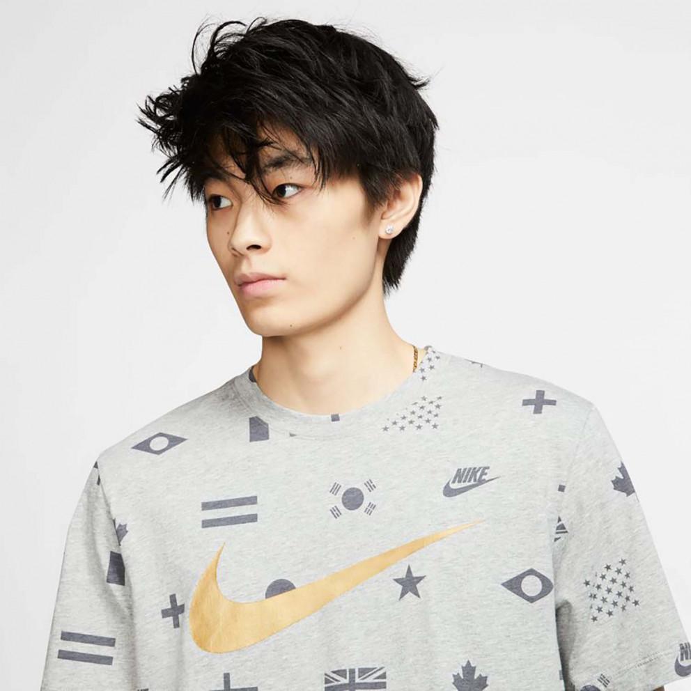 Nike Sportswear Ανδρική Κοντομάνικη Μπλούζα