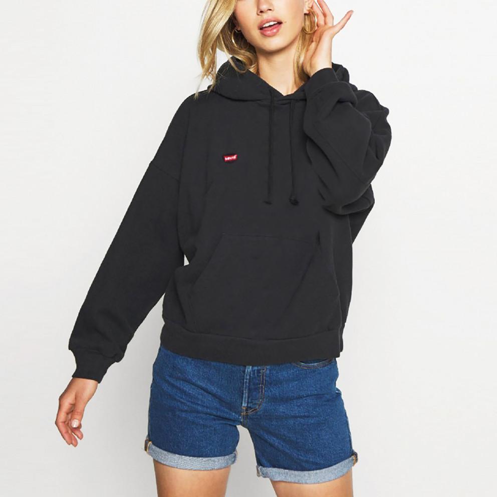 Levi's Standard Γυναικεία Μπλούζα με Κουκούλα