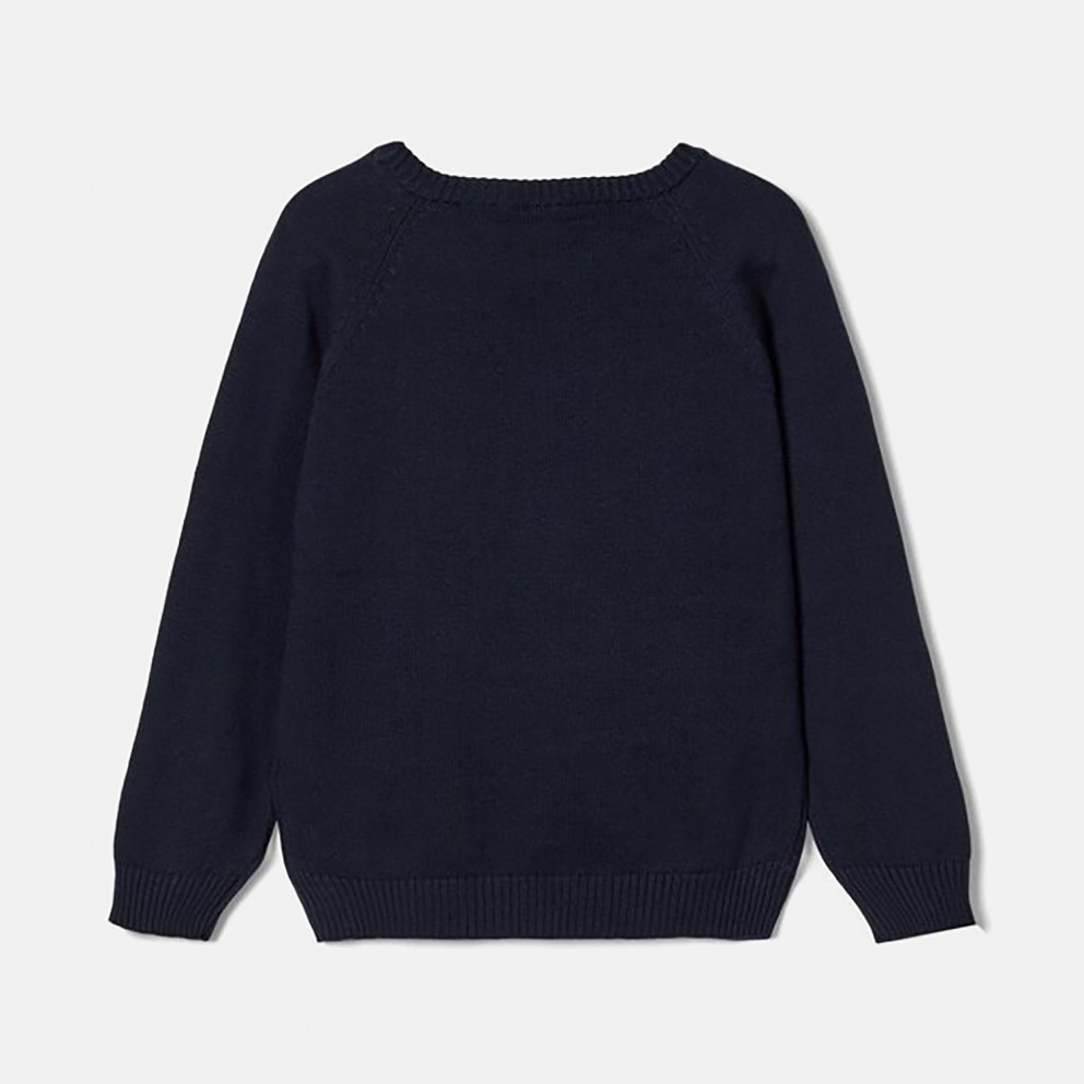 Name It Boys Nmmoltamme Ls Knit Sweater