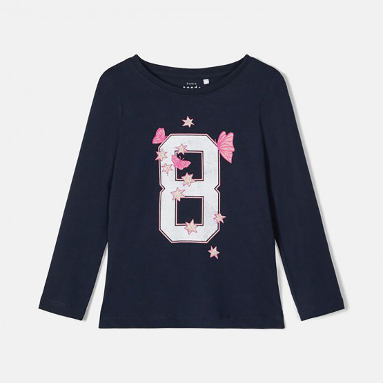 Name It Printed Kids' Long Sleeve Shirt