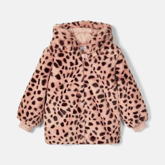 Name it Nmfmiva Faux Fur Jacket
