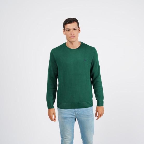 Polo Ralph Lauren Sweater Ανδρική Μπλούζα με Μακρύ Μανίκι