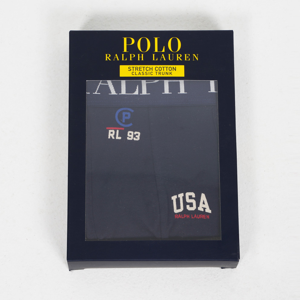 Polo Ralph Lauren Print Men's Trunks