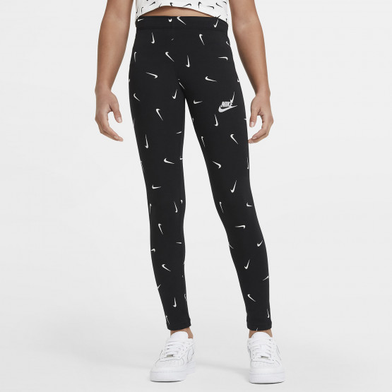Nike Sportswear Printed Kids' Leggings