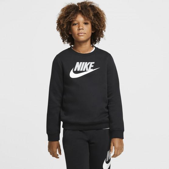 Nike Sportswear Club Fleece Παιδικό Φούτερ