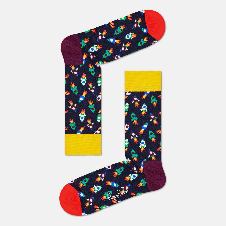 Happy Socks Rocket Κάλτσες (9000065924_2074)