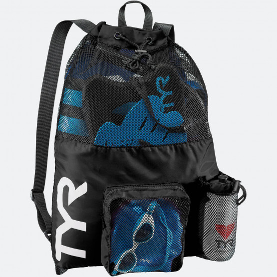 TYR Big Mesh Mummy Backpack Black Bags