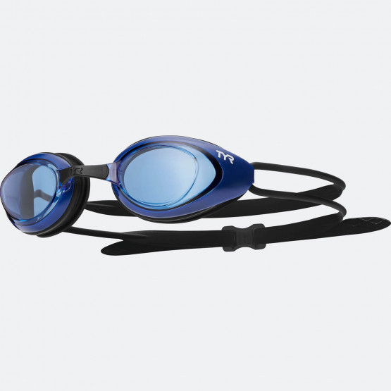 TYR Black Hawk Racing Adult Blue/Navy/Black Goggle