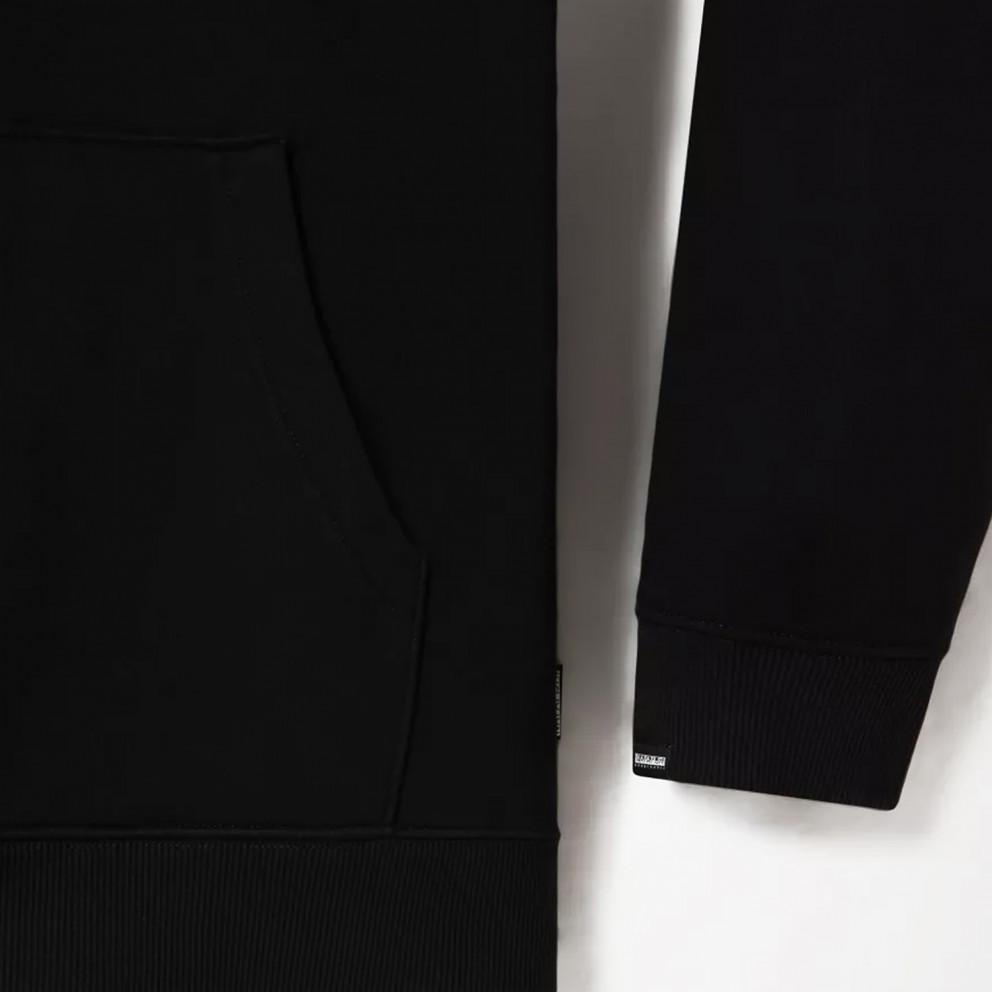 Napapijri B-Box Unisex Μπλούζα με Κουκούλα