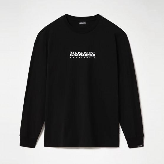 Napapijri S-Box Ls Black 041
