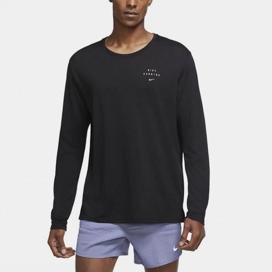 Nike M Run Dvn Miler Ls Gx Flash
