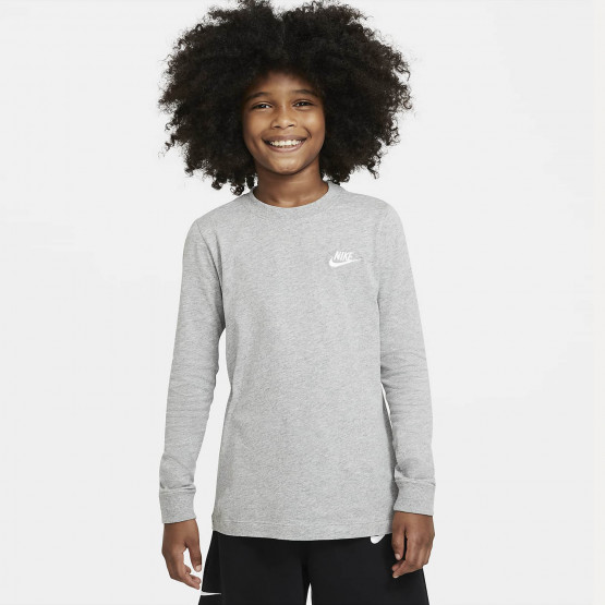 Nike Sportswear Kids' Long Sleeve Shirt
