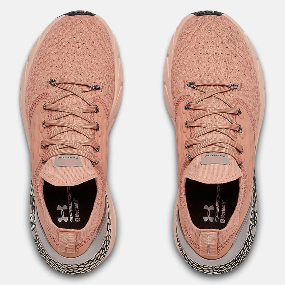 Under Armour HOVR™ Phantom 2 RUNANYWR Γυναικεία Παπούτσια για Τρέξιμο