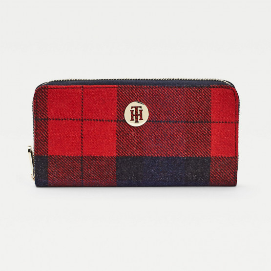Tommy Jeans Honey Lrg Za Wallet Check