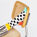 Happy Socks Big Dot Block Unisex Κάλτσες