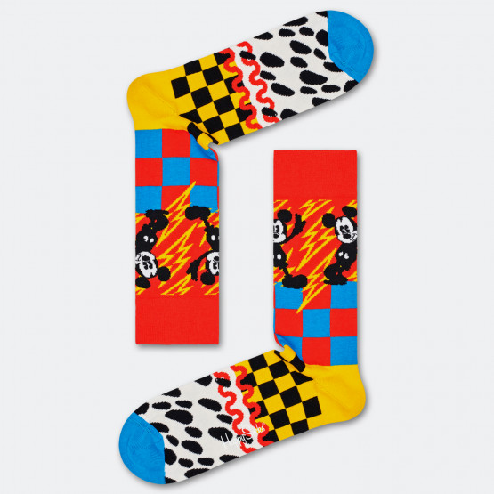 Happy Socks Disney Mickey-Time Sock