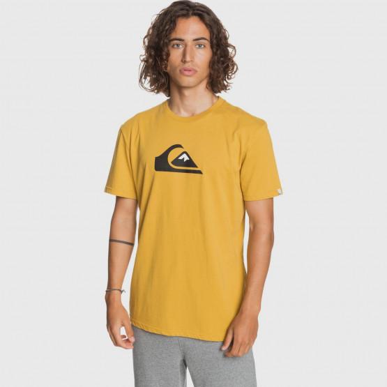 Quiksilver Comp Logo Ανδρική Μπλούζα