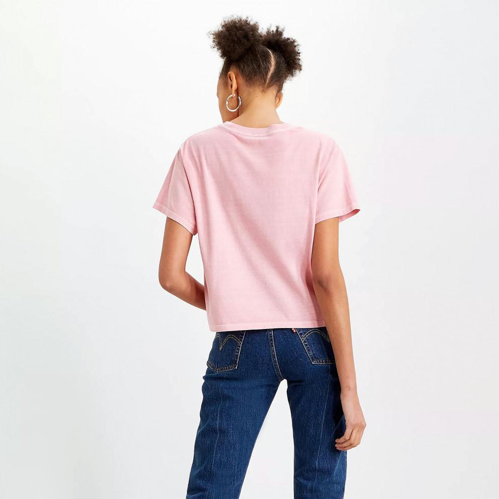 Levi's Graphic Varsity Cali Box Γυναικεία Μπλούζα