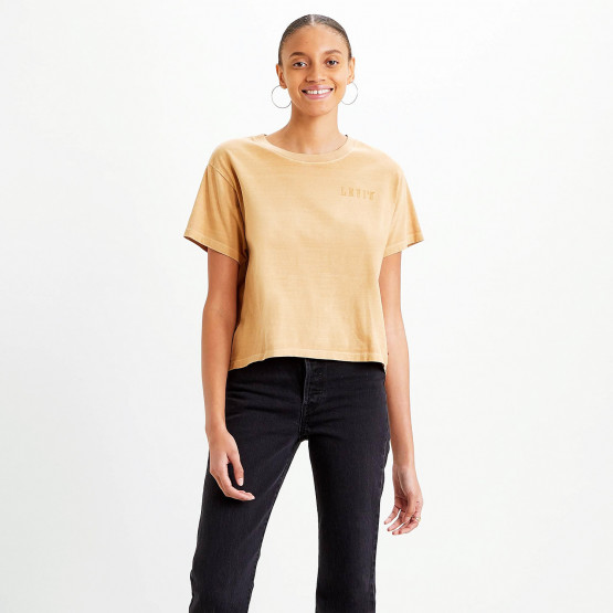 Levi's Graphic Varsity Cali Box Women's T-shirt