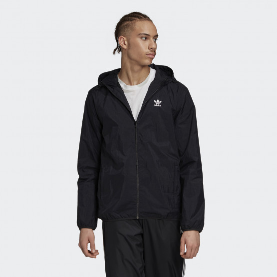 adidas Originals Trefoil Essentials Windbreaker Men's Jacket