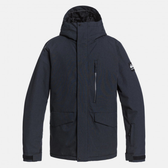 Quiksilver Snow Mission Solid Men's Coat