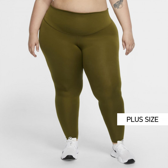 Nike One Plus Size Γυναικείο Κολάν