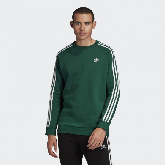 adidas Originals 3-Stripes Crewneck Men's Sweater