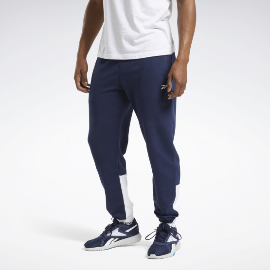 Reebok Sport Training Essentials Linear Logo Joggers Men's Track Pants