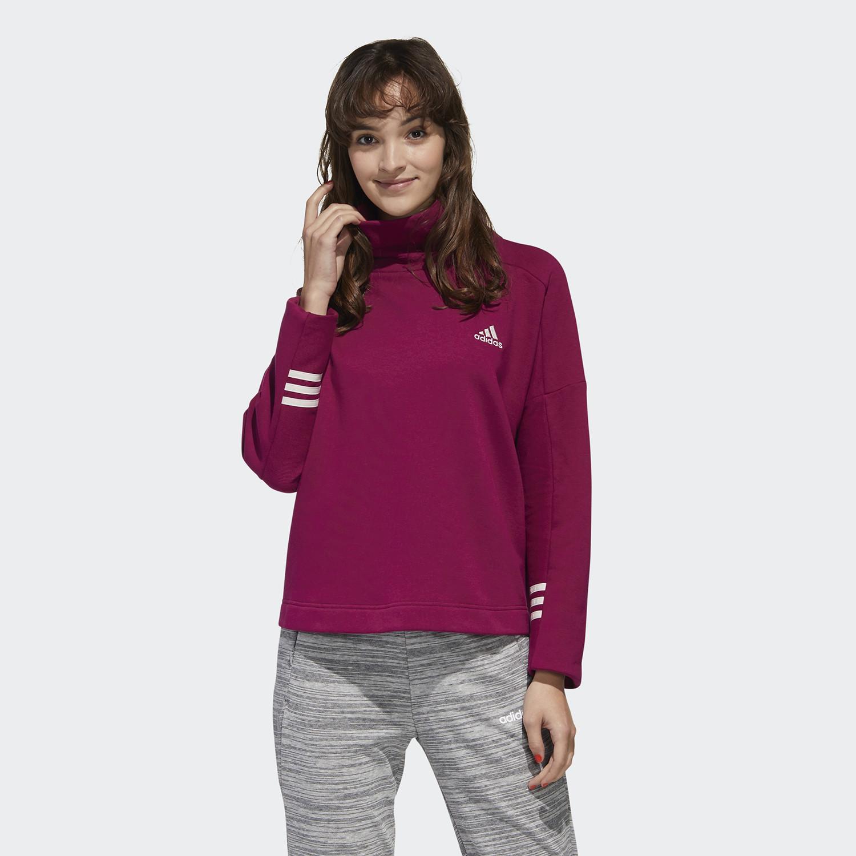 adidas Essentials Comfort Funnel Neck Sweatshirt Γυναικεία Μακρυμάνικη Μπλούζα (9000058847_47253)