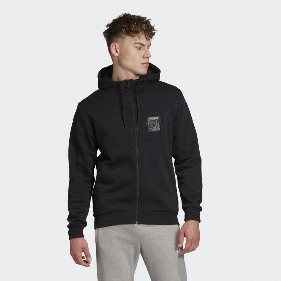 adidas Originals SPRT Icon Full-Zip Hoodie Men's Jacket
