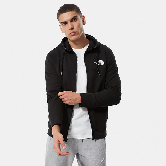THE NORTH FACE M Hmlyn Full Zip Hd Tnf Black