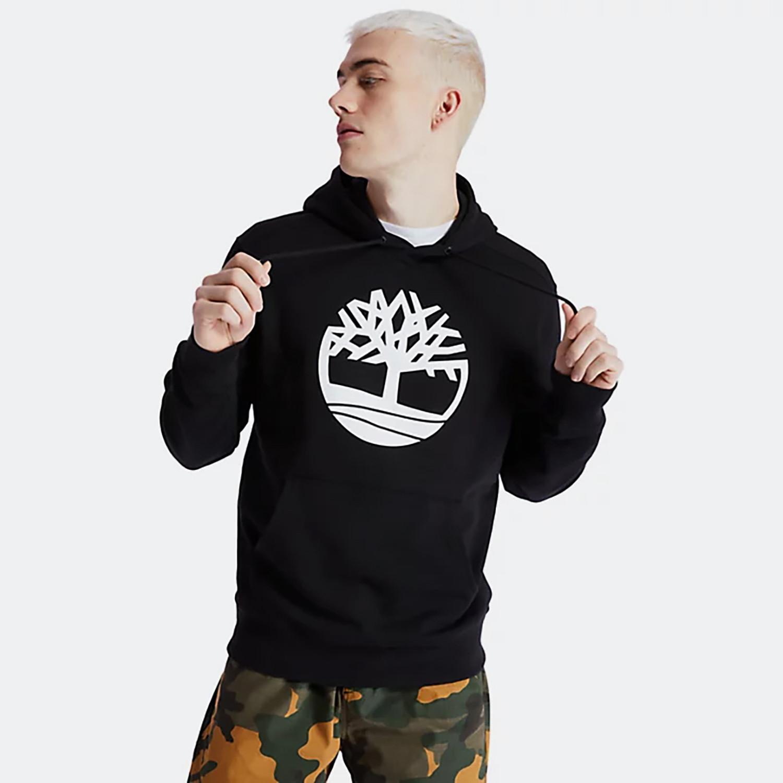 Timberland Core Tree Logo Ανδρική Μπλούζα με Κουκούλα Hoodie (9000064778_2691)