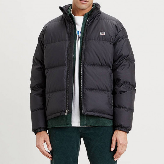 Levis Fillmore Short Jacket Jet Black