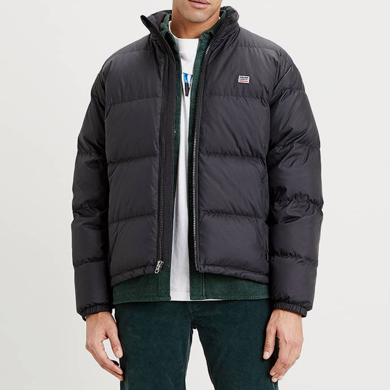 Levis Fillmore Short Jacket Jet Black (9000054179_26097)