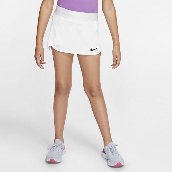 NikeCourt Girls' Tennis Skirt