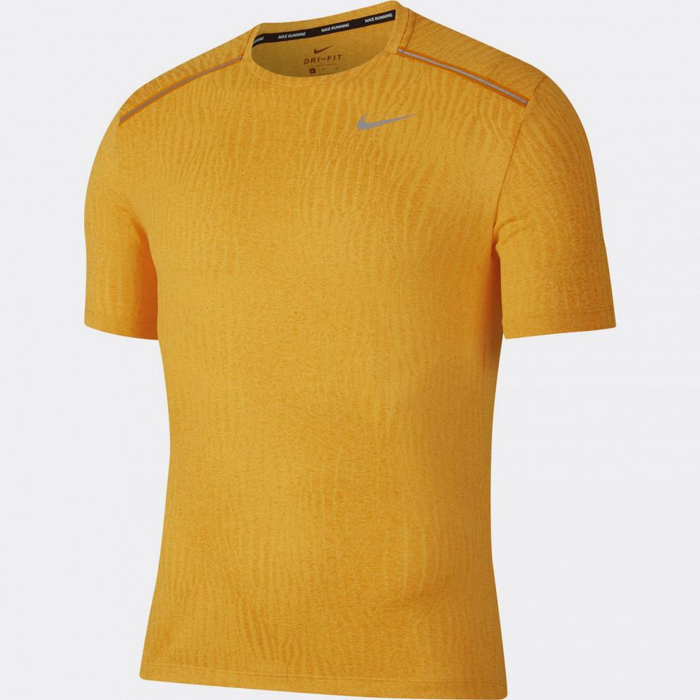Nike M Nk Df Miler Ss Jacquard Ff
