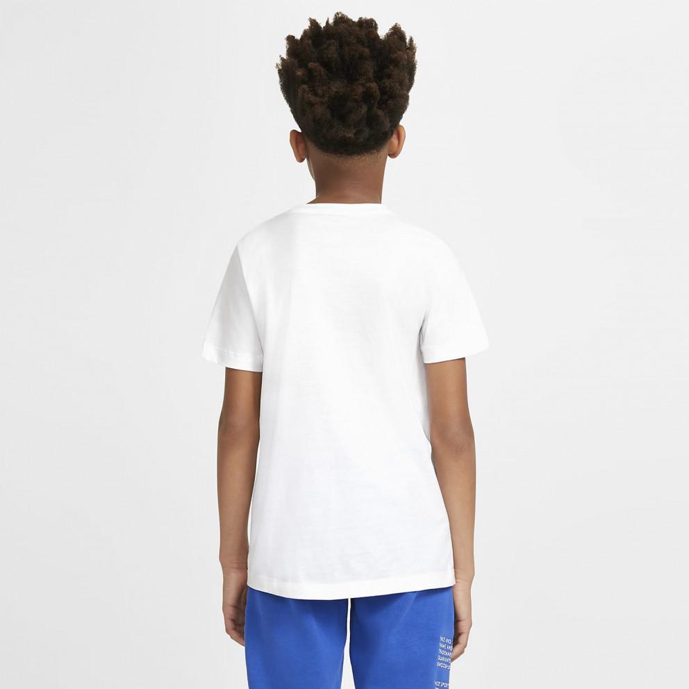 Nike B Nsw Tee Futura Palm