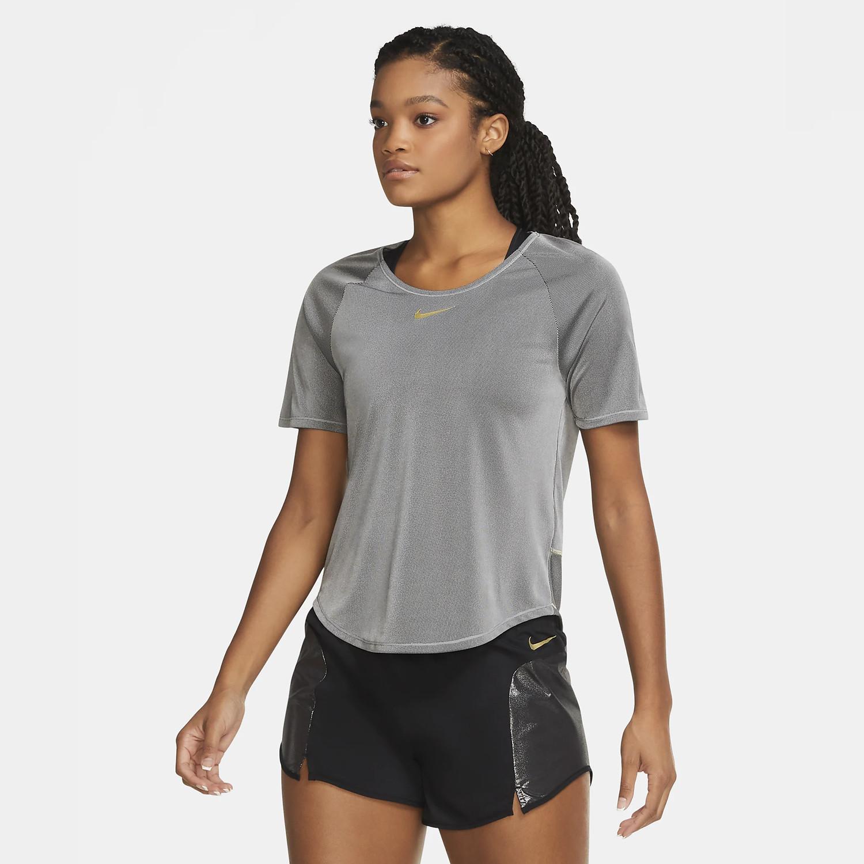 Nike Icon Clash Γυναικεία Μπλούζα για Τρέξιμο (9000056375_19876)