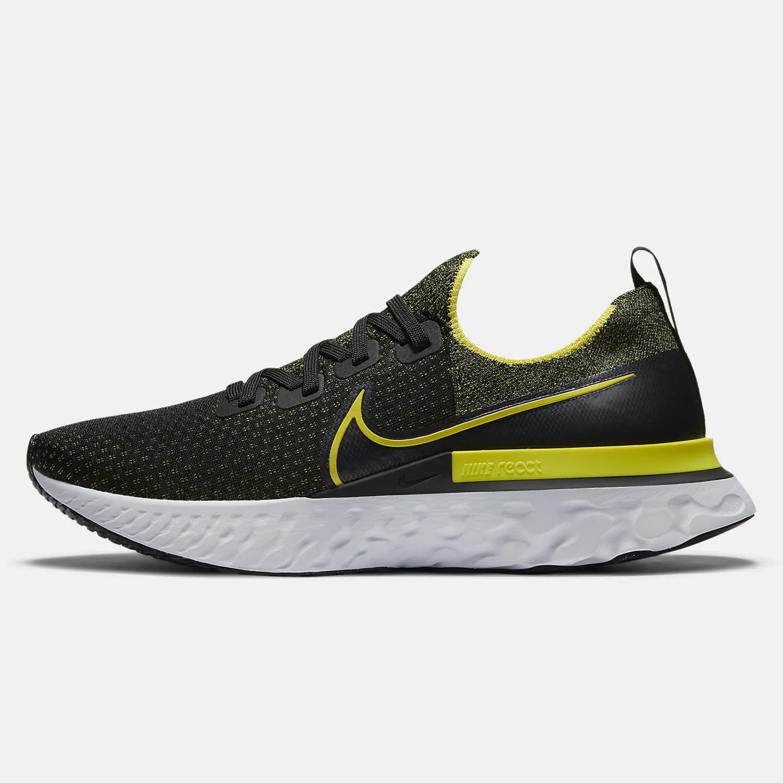 Nike React Infinity Run Flyknit Ανδρικά Παπούτσια για Τρέξιμο (9000066338_49398)