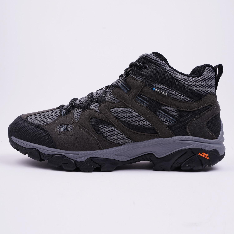 HI-TEC Ravus Vent Lite Mid Waterproof Ανδρικά Παπούτσια για Πεζοπορία (9000065330_49185)