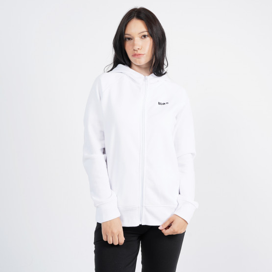 Body Action Women Fleece Full Zip Hoodie