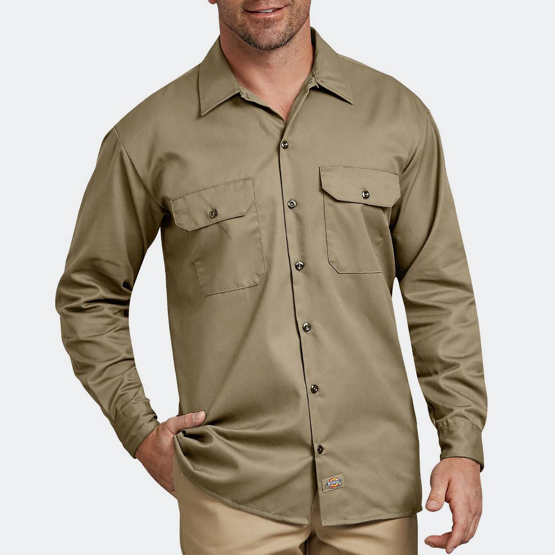 Dickies L/S Work Shirt (9000066449_1626)