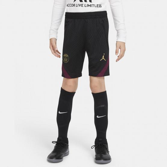 Nike Paris Saint-Germain Σορτς Strike για Παιδιά