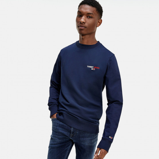 Tommy Jeans Chest Graphic Crew