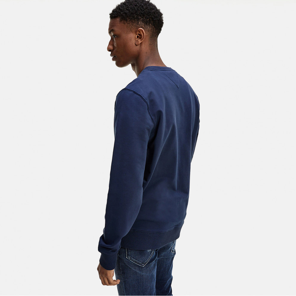 Tommy Jeans Ανδρική Μακρυμάνικη Μπλούζα