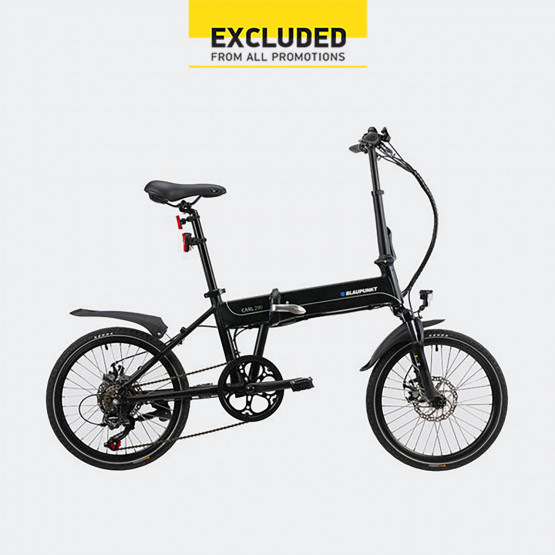 Blaupunkt Ηλεκτρικό ποδήλατο αναδιπλούμενο με μαξ
