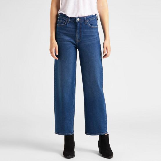 Lee Wide Leg Women's Jeans
