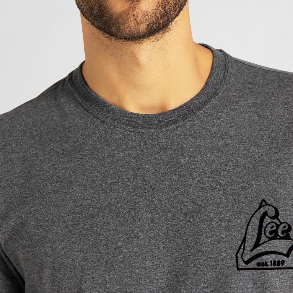 Lee Tonal Graphic Ανδρική Μπλούζα