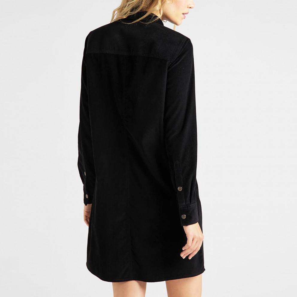 Lee Workshirt Dress Black