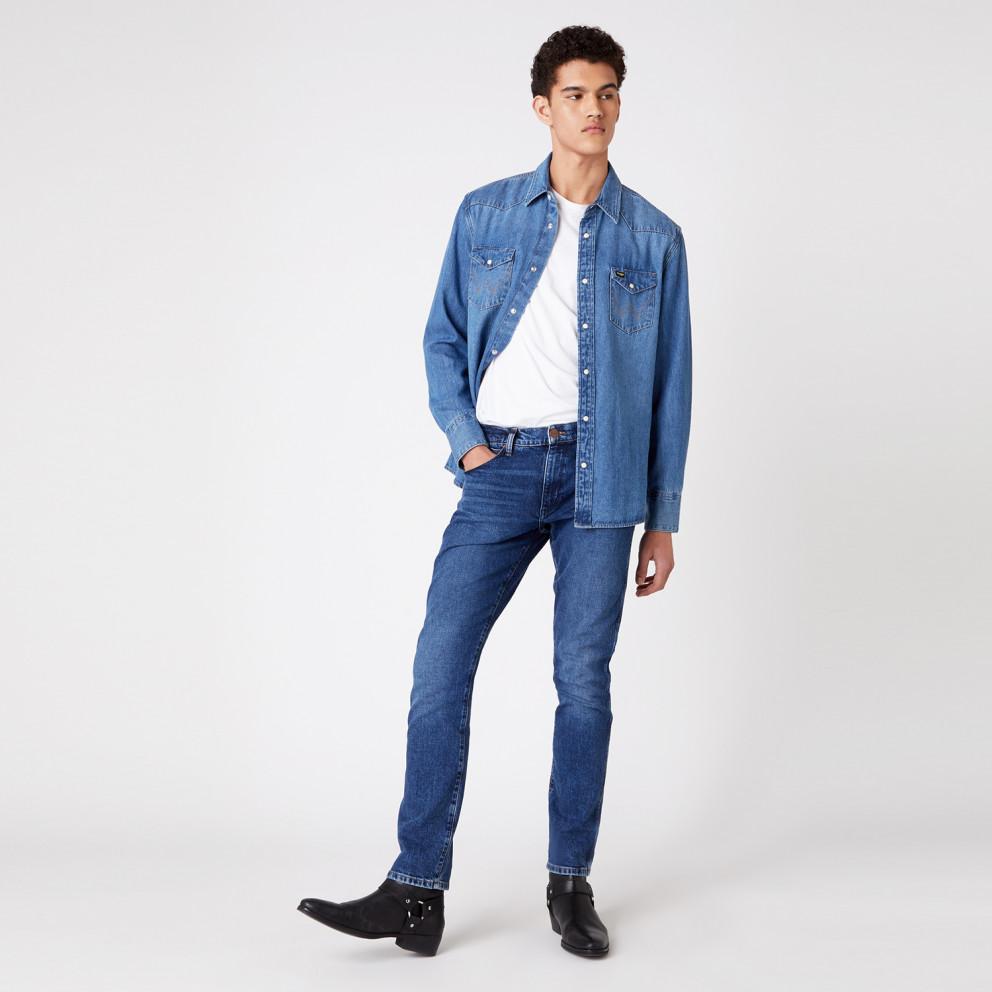 Wrangler Larston Ανδρικό Παντελόνι Jean